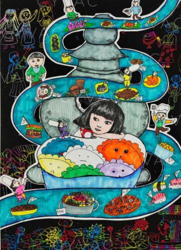 寿心砚 Xinyan Shou – Age 9 – China – Available